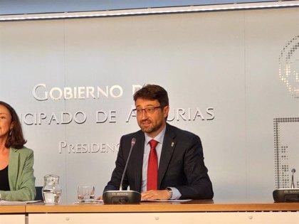 El Principado responde a la oposición que la mesa sobre la descarbonización fue a iniciativa de patronal y sindicatos