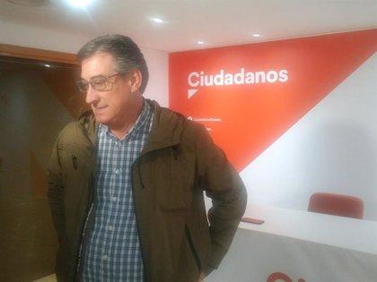 """Prendes (Cs) tilda de """"bochornosa"""" la visita de Ribera """"para prometer lo mismo después de 18 meses gobernando"""""""