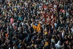 Cancel·lats tres vols entre les Balears i Barcelona per les protestes (David Zorrakino - Europa Press)