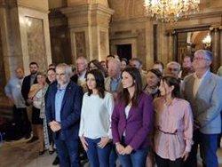 Arrimadas exigeix al Govern que no permeti concedir el tercer grau als presos (EUROPA PRESS)