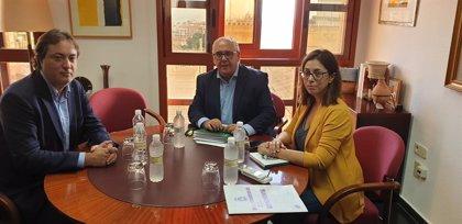 Jaén pide colaboración para declarar la Catedral y los petroglifos como Patrimonio de la Humanidad