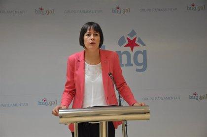 El BNG llevará al Parlamento una iniciativa para que la Xunta reclame en los juzgados los 700 millones al Estado
