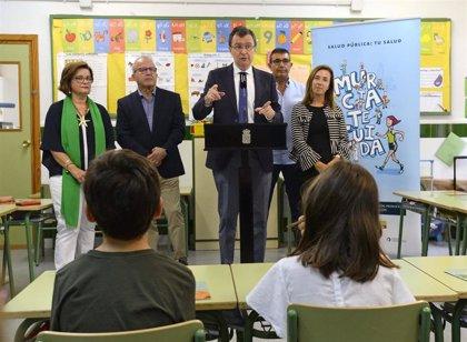 Más de 40.000 escolares participan en los programas del Ayuntamiento de Murcia para fomentar los hábitos saludables