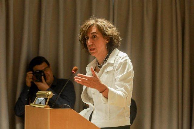 La secretària d'Estat per l'Espanya Global, Irene Lozano