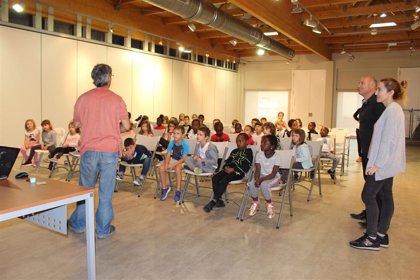 Un total de 700 alumnos de primaria participarán en la Semana de la Ciencia de Binéfar (Huesca)