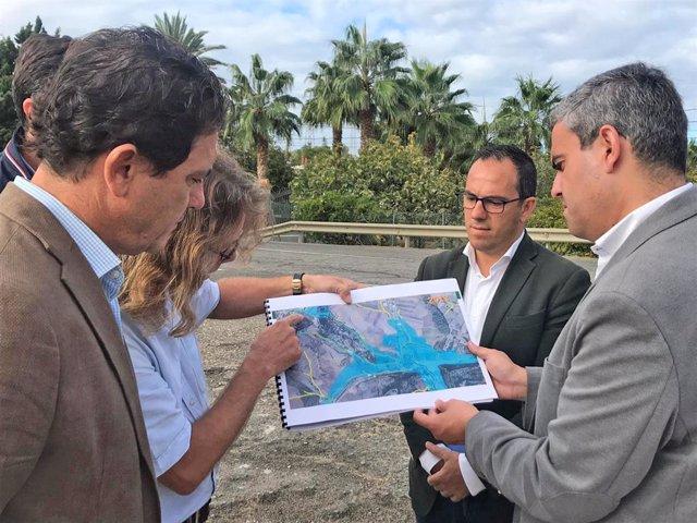 Cádiz.-Vejer contará con un proyecto para la protección contra inundaciones en l