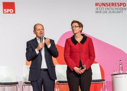El SPD alemán abre la última fase para elegir a su nuevo líder