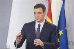 Sánchez demana a Iglesias el seu suport si cal adoptar mesures extraordinàries (Ricardo Rubio - Europa Press)