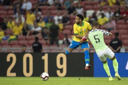 Neymar sufre una lesión de grado 2 en el bíceps femoral izquierdo y estará cuatro semanas de baja
