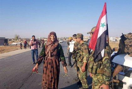 Los kurdos aseguran que el acuerdo con Damasco se limita a la defensa ante la ofensiva turca