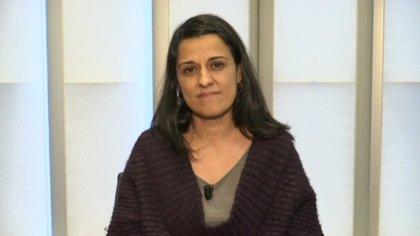 """Anna Gabriel advierte de que la estrategia del Estado es """"la represión"""" y no el diálogo"""