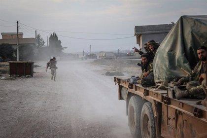 """Turquía asegura que ha """"neutralizado"""" a 560 """"terroristas"""" de las FDS desde el inicio de la ofensiva en Siria"""