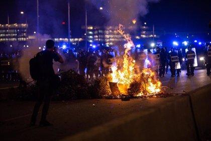 Tsunami Democràtic desconvoca la movilización en el Aeropuerto de Barcelona