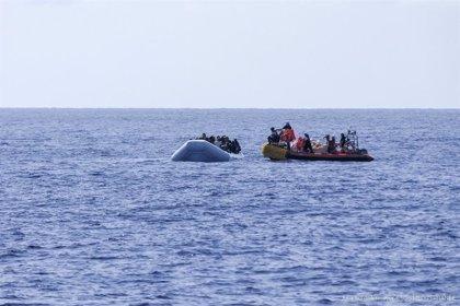 Italia da luz verde al desembarco de los 176 migrantes del 'Ocean Viking' en la ciudad portuaria de Tarento