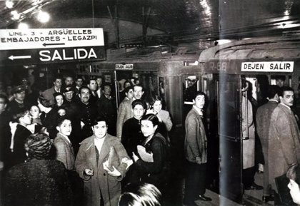 Metro de Madrid cumple cien años con más de 7.000 empleados, 302 estaciones y 657 millones de viajeros