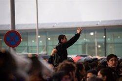 Les protestes per la sentència deixen aquest dilluns 131 ferits a Catalunya (David Zorrakino - Europa Press)