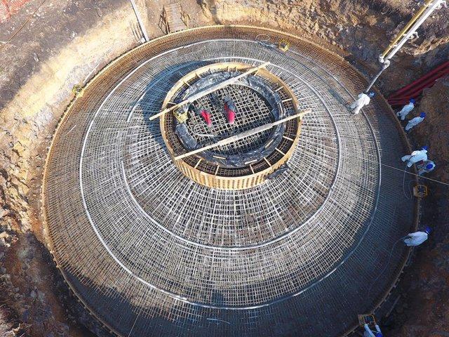 Economía.- GES construye los dos primeros proyectos renovables de Engie en Chile