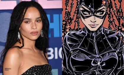Zoe Kravitz será Catwoman en The Batman de Matt Reeves