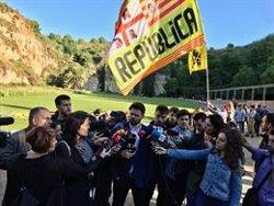 Rufián insta els líders del PSC a visitar els presos i