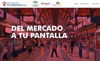 El mercado de abastos de Huéscar (Granada) se suma a la transformación digital para mejorar su competitividad