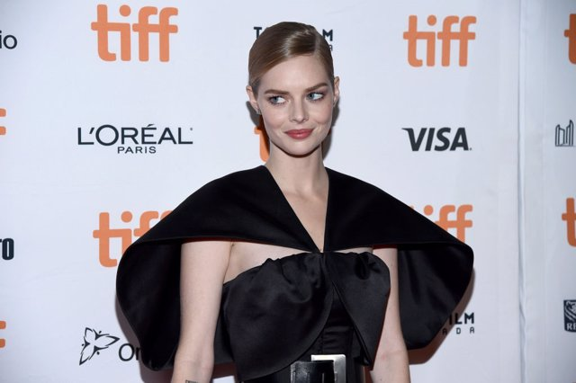 Samara Weaving en el Toronto International Film Festival 2019