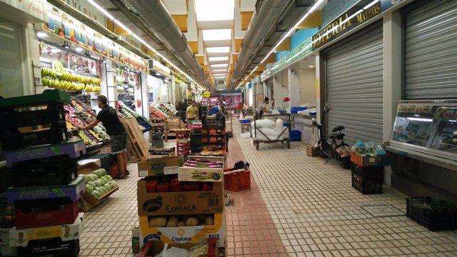 Mercado del Tiro de Línea