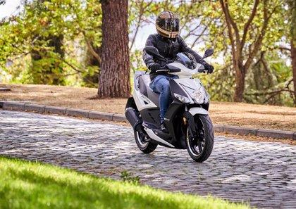 Kymco vuelve a comercializar ciclomotores en España, con 2.000 unidades vendidas previstas para 2020
