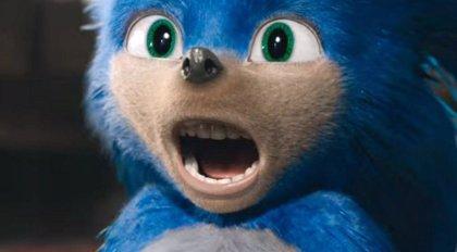 Filtradas las primeras imágenes del nuevo diseño de Sonic, la película