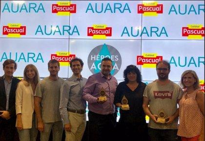 Calidad Pascual y AUARA se unen para llevar agua potable a África