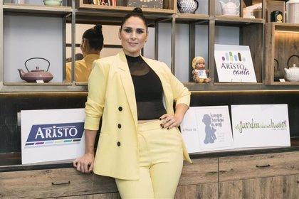 Rosa López vuelve a un talent show, por una buena causa