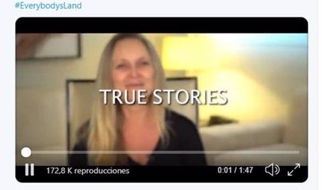 Segundo vídeo de la campaña 'Everybody's land' del Gobierno español