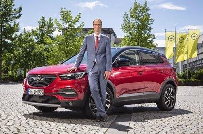 Michael Lohscheller, consejero delegado de Opel, premio 'Manbest' por la reestructuración de la marca