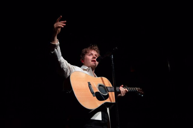 Virgin EMI/Capitol Records Breakout Artist Lewis Capaldi Performs A Sold Out Show At Irving Plaza In New York City