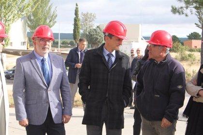 Pedro Duque apuesta por aprovechar los recursos de la provincia de Soria para adaptar los centros de investigación