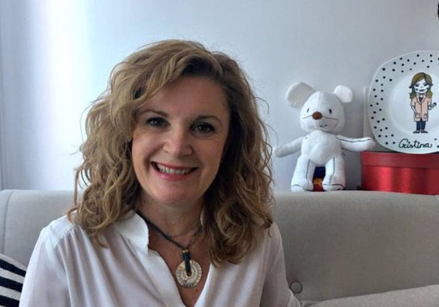 Entrevista a Cristina Gil Gil