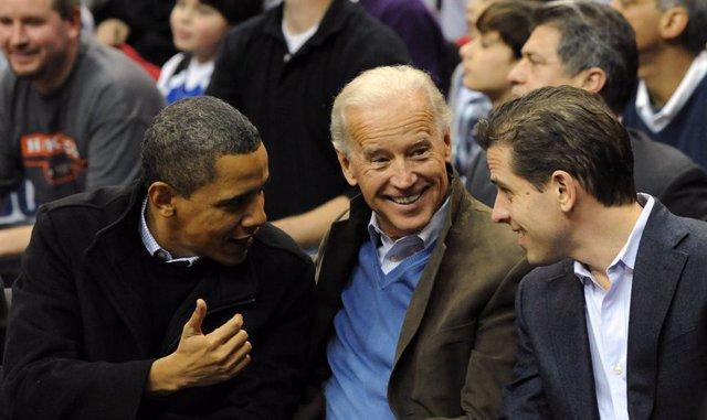 EEUU.- El hijo de Biden defiende su trabajo en Ucrania pero lamenta la repercusi