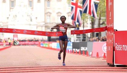 Kosgei y Hassan lideran las nominadas a mejor atleta del año