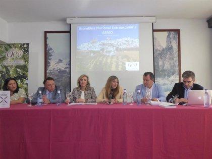 Diputación de Cádiz se adhiere a la lucha institucional para defender el olivar de montaña