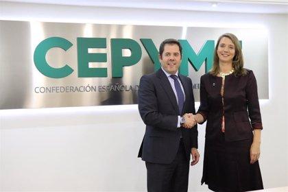 Cepyme y Negotia ofrecerán asesoramiento jurídico a las pymes