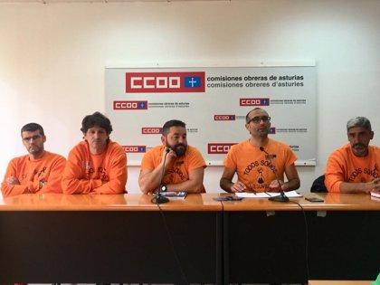 Los trabajadores aceptan la propuesta de Vesuvius de cese de actividad vinculada a un plan de reindustrialización