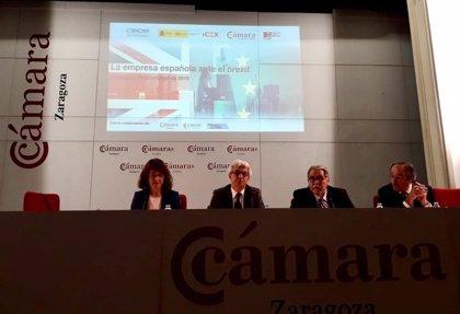 Una jornada orienta en Zaragoza a las empresas sobre el Brexit
