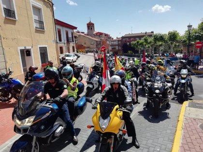Motoristas convocan manifestaciones el 27 de octubre en toda España contra guardarraíles sin protección