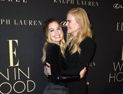 Elle's Women in Hollywood: la alfombra más negra y estilosa