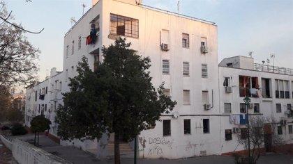 Tres distritos o barrios andaluces, entre las diez zonas con menos renta media disponible de España