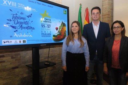 Tierra Adentro reunirá en Jaén a 450 expositores de cinco comunidades de entre el 25 y 27 de octubre