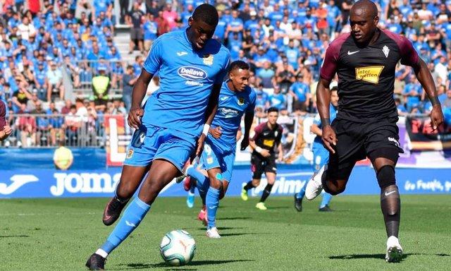 Fútbol/Segunda.- Un Fuenlabrada al completo recibe al Zaragoza en el partido apl