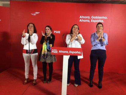 """Lastra llama a las urnas para que las """"tres derechas"""" no pacten y se repita lo que ha pasado en Palencia y CyL"""