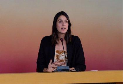Rita Maestre será la portavoz nacional de Más País y se encargará de dirigir la campaña