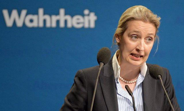 Alemania.- El partido ultraderechista AfD pide al Gobierno de Alemania que ilega