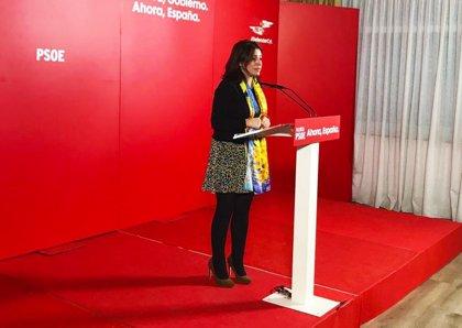 """Lastra afirma que el PSOE asegurará el derecho de manifestación y movilidad y """"las libertades de la sociedad catalana"""""""